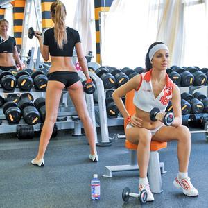 Фитнес-клубы Железногорска