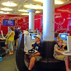 Интернет-кафе Железногорска