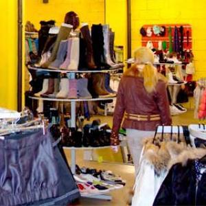 Магазины одежды и обуви Железногорска
