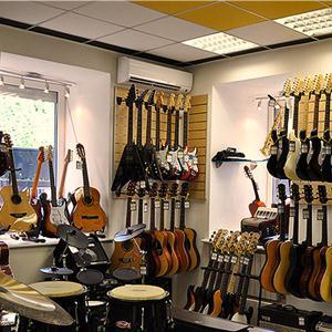 Музыкальные магазины Железногорска