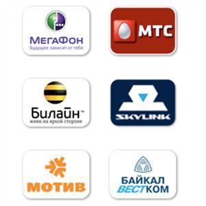 Операторы сотовой связи Железногорска