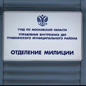 Отделения полиции Железногорска
