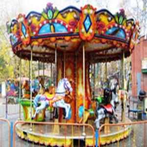 Парки культуры и отдыха Железногорска