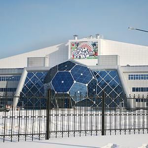 Спортивные комплексы Железногорска