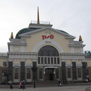 Железнодорожные вокзалы Железногорска